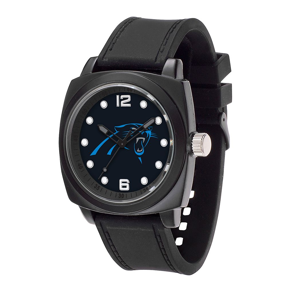 Men's Sparo Carolina Panthers Prompt Watch