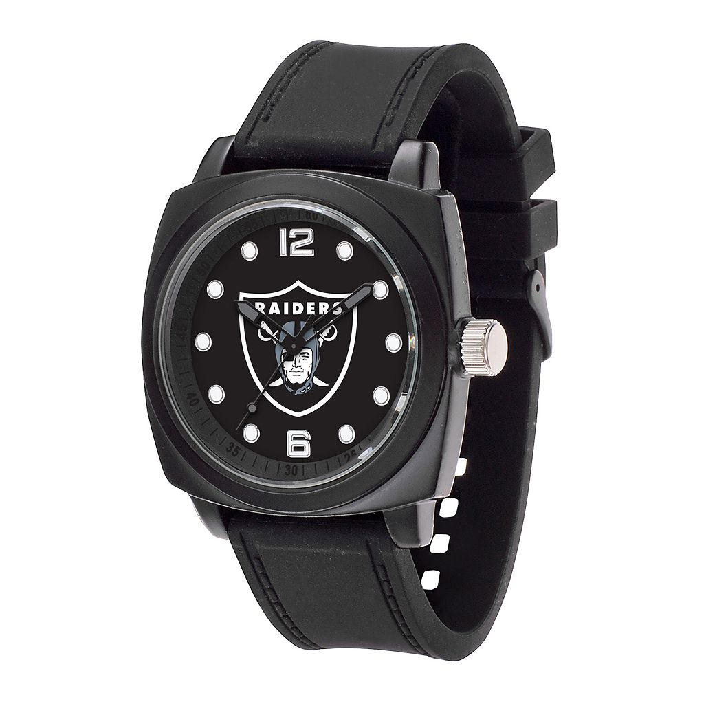 Men's Sparo Oakland Raiders Prompt Watch