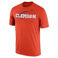 Men's Nike Clemson Tigers Legend Icon Dri-FIT Tee