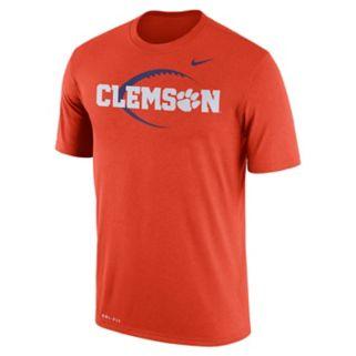 Men's Nike Clemson Tigers Legend Icon Dri-FIT Tee