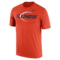 Men's Nike Illinois Fighting Illini Legend Icon Dri-FIT Tee