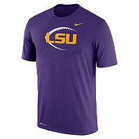 Men's Nike LSU Tigers Legend Icon Dri-FIT Tee