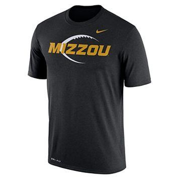 Men's Nike Missouri Tigers Legend Icon Dri-FIT Tee