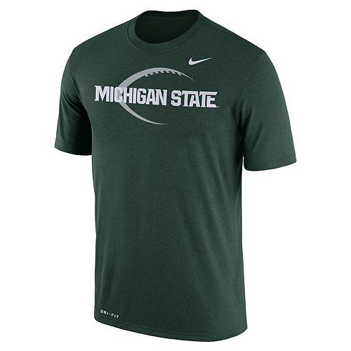 Men's Nike Michigan State Spartans Legend Icon Dri-FIT Tee