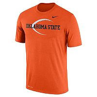 Men's Nike Oklahoma State Cowboys Legend Icon Dri-FIT Tee