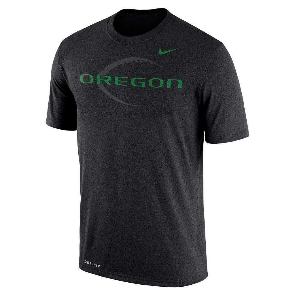 Men's Nike Oregon Ducks Legend Icon Dri-FIT Tee
