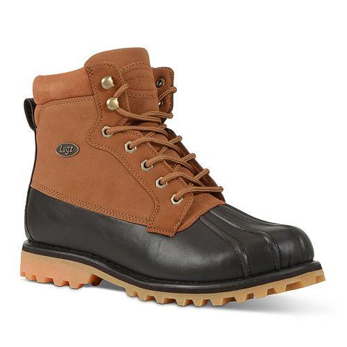 Lugz Mallard Men's Duck Boots