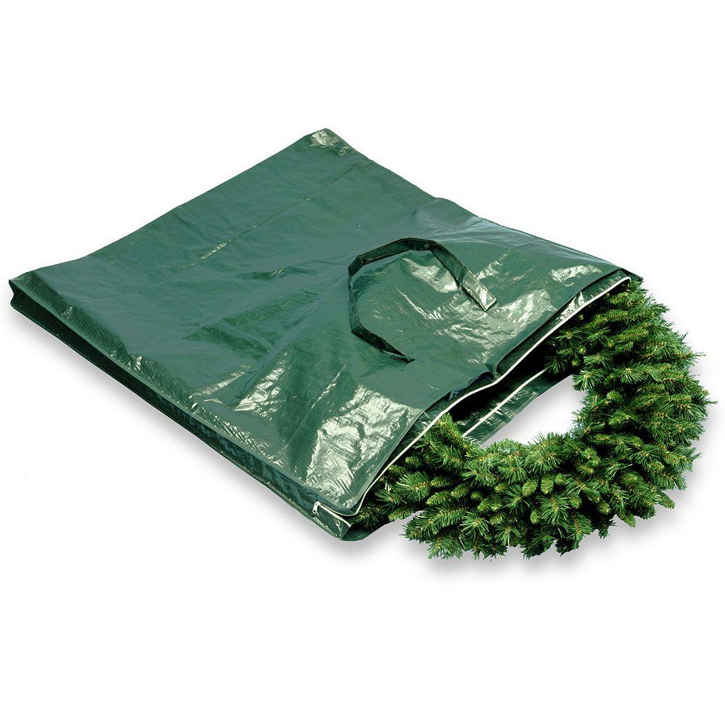 National Tree Company 4-ft. Heavy Duty Wreath & Garland Storage Bag