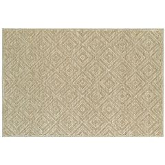 StyleHaven Erica Diamond Plush Lattice Rug