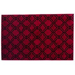 Portsmouth Home Double Lattice Rug
