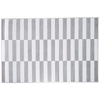 Portsmouth Home Checkered Stripes Rug