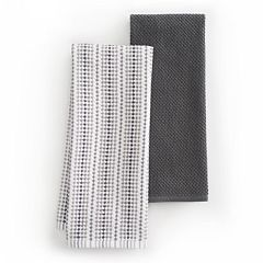 Food Network™ Awning Stripe Kitchen Towel 2-pack