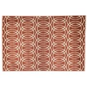 Portsmouth Home Geometric Circles Rug