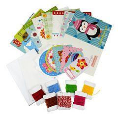 My Studio Girl Make-Your-Own Stitchable Cards