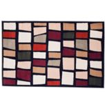 Portsmouth Home Contemporary Color Blocks Rug