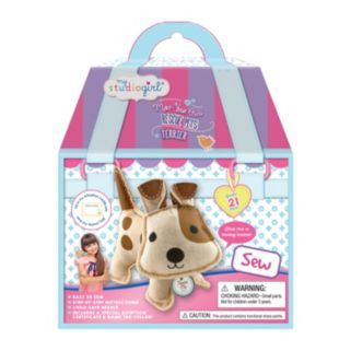 My Studio Girl Make-Your-Own Rescue Pets Terrier Kit