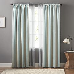 SONOMA Goods for Life™ 1-Panel Striped Window Curtain