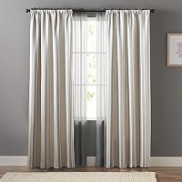 SONOMA Goods for Life™ Striped Window Curtain