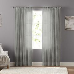 SONOMA Goods for Life™ 1-Panel Encore Pintuck Window Curtain