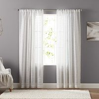 SONOMA Goods for Life™ Encore Pintuck Window Curtain