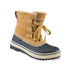 Skechers Highlanders Portland Women's Waterproof Duck Boots