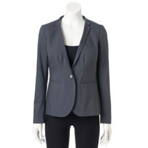 Women's Apt. 9® Tori Notch Collar Blazer