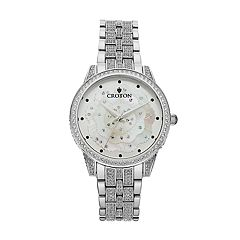 Croton Women's Crystal Watch - CN207557RHMP