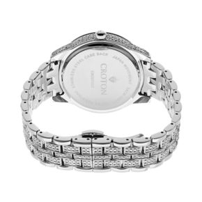Croton Women's Crystal Watch - CN207557RHMP