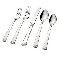 Hampton Forge Elegance 20-pc. Flatware Set