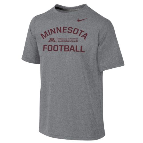 Boys 8-20 Nike Minnesota Golden Gophers Legend Lift Dri-FIT Tee