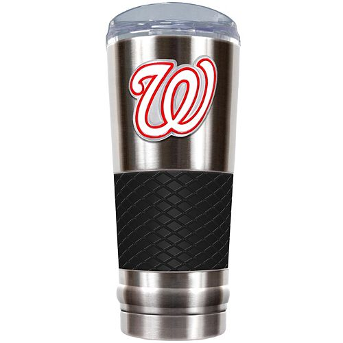 Washington Nationals 24-Ounce Draft Stainless Steel Tumbler