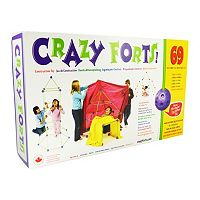 Crazy Forts! Construction Toy