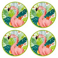 Celebrate Summer Together 4-pc. Melamine Dinner Plate Set