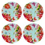 Celebrate Summer Together 4-pc. Melamine Salad Plate Set