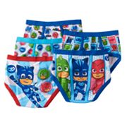Boys 4-6 PJ Masks 5-Pack Briefs