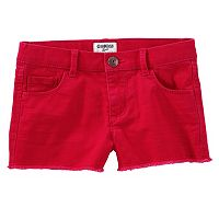Girls 4-8 OshKosh B'gosh® Frayed Shorts