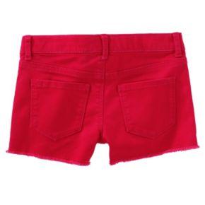 Girls 4-8 OshKosh B'gosh® Frayed Shorts