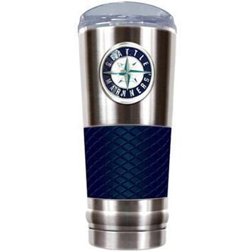 Seattle Mariners 24-Ounce Draft Stainless Steel Tumbler