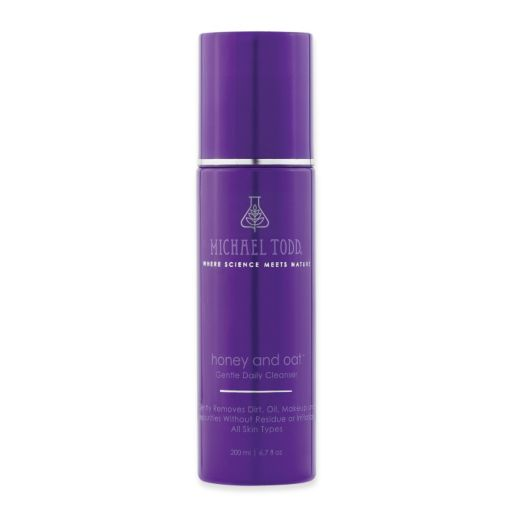 Michael Todd Beauty Honey & Oat Gentle Daily Cleanser