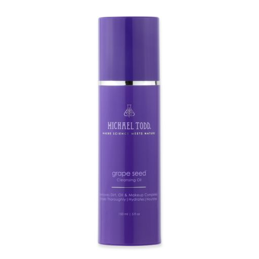 Michael Todd Beauty Grape Seed Cleansing Oil