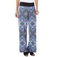 Women's AB Studio Print Soft Pants