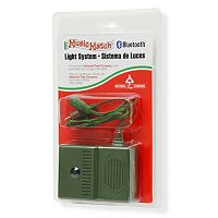 National Tree Company Music Match Bluetooth Light System
