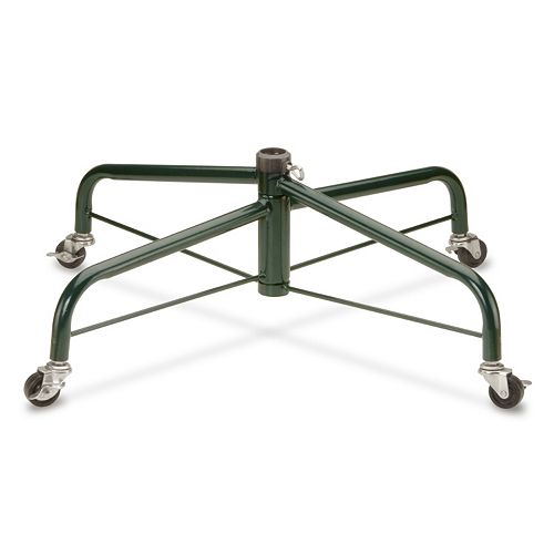National Tree Company 28-in. Rolling Christmas Tree Stand