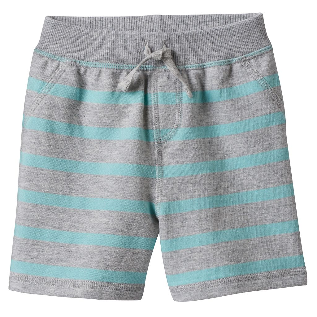 Baby Boy Jumping Beans® Striped Shorts
