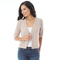 Women's AB Studio Open Front Cardigan