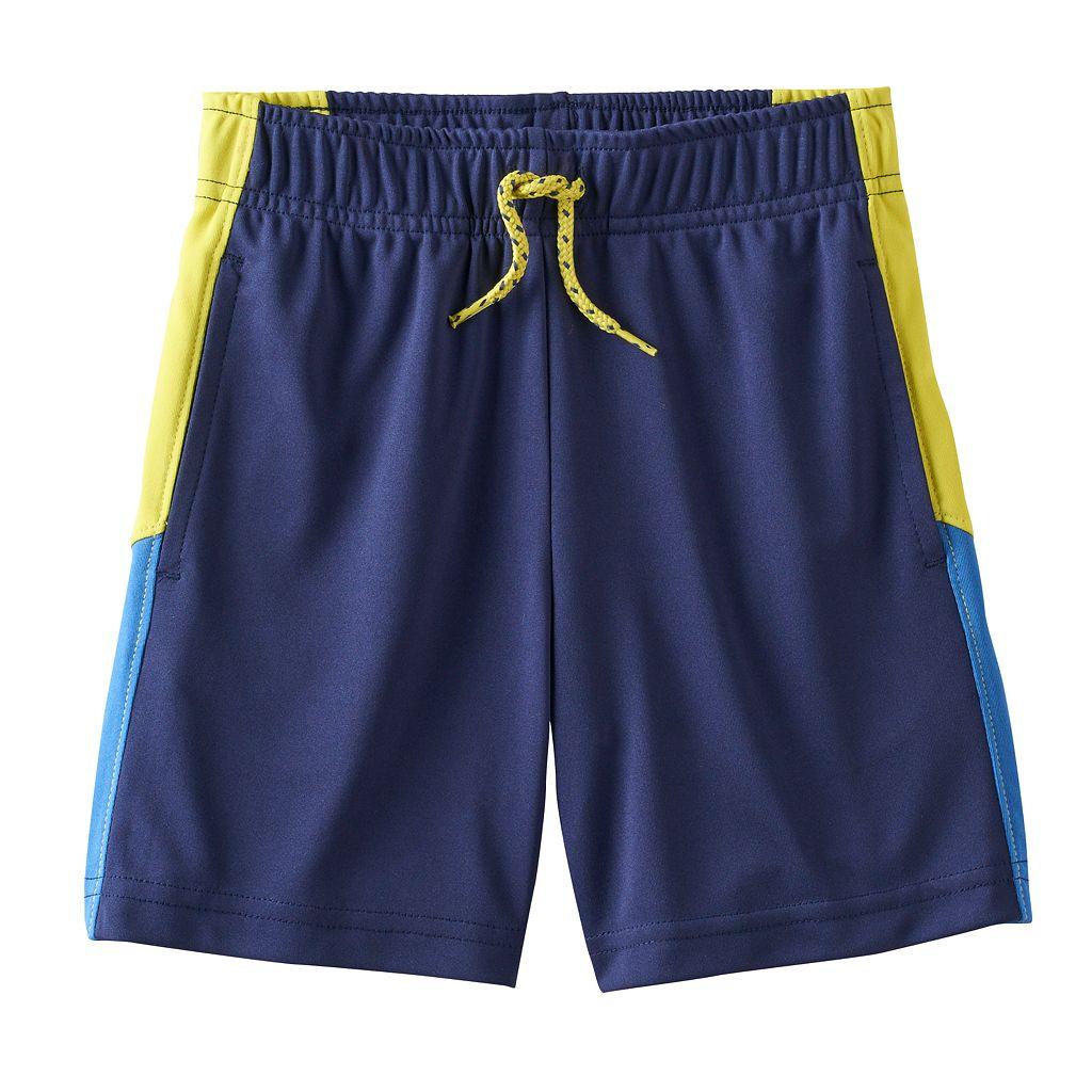 Toddler Boy Jumping Beans® Colorblock Active Shorts