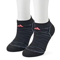 Women's adidas 2 pkPrime Mesh No-Show Socks