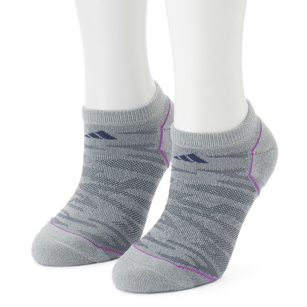 Women's adidas 2-pk. Prime Mesh No-Show Socks