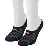 Women's adidas 2 pkPrime Mesh Super No-Show Socks