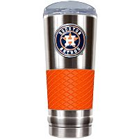 Houston Astros 24-Ounce Draft Stainless Steel Tumbler